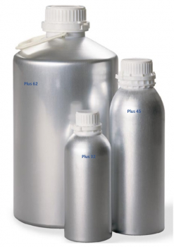 Aluminiumflasche 1250 ml Plus 45