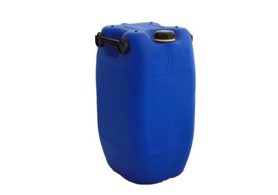 kanister 60 liter est 60l 2850g blau m verschluss verpackungen von packstar. Black Bedroom Furniture Sets. Home Design Ideas
