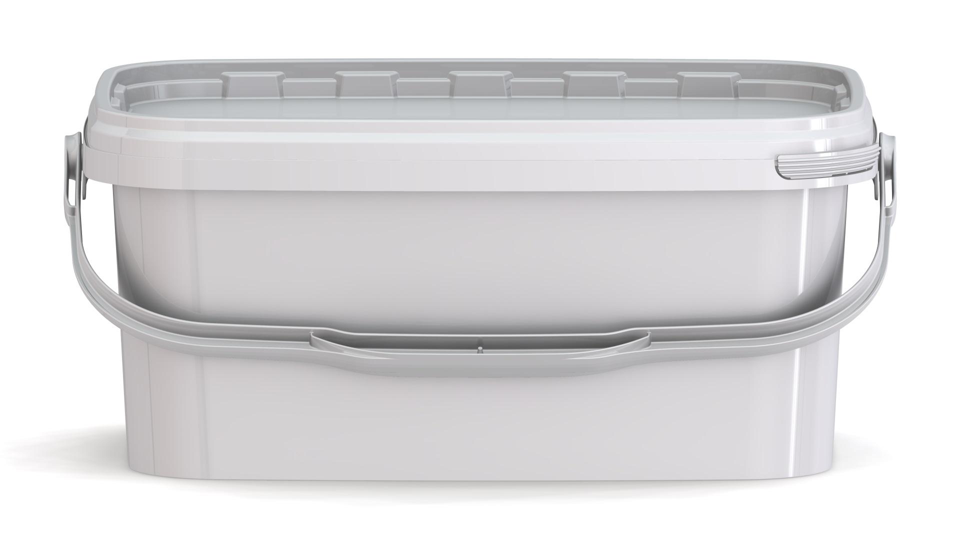 eimer jetr 30 3 1 liter mit deckel verpackungen von packstar. Black Bedroom Furniture Sets. Home Design Ideas