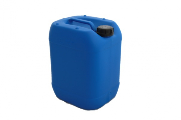 kanister 20 liter est 20l 980g blau m verschluss verpackungen von packstar. Black Bedroom Furniture Sets. Home Design Ideas